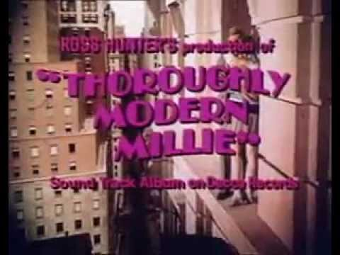 Thoroughly Modern Millie is listed (or ranked) 1 on the list The Best Musical Comedy Movies