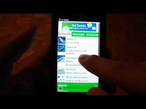 Symbian Anna (nokia N8) - Español