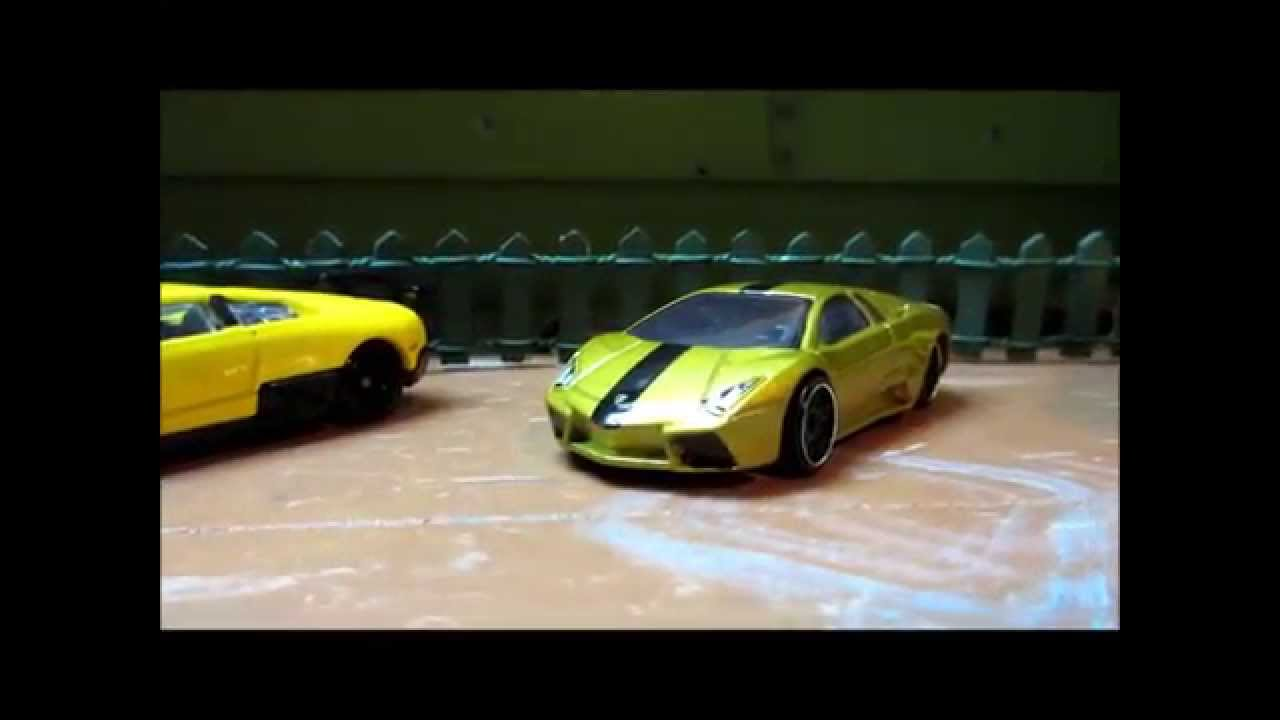 Hot Wheels Lamborghini Car Collection Youtube