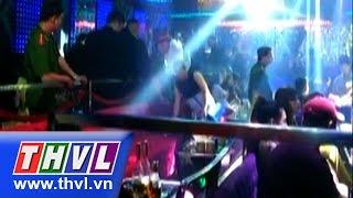 THVL | Đột kích quán bar giữa trung Tâm TP.HCM, tạm giữ hàng chục người để kiểm tra