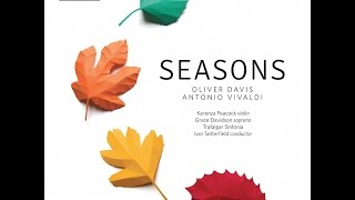 Introducing: Oliver Davis & Antonio Vivaldi Seasons