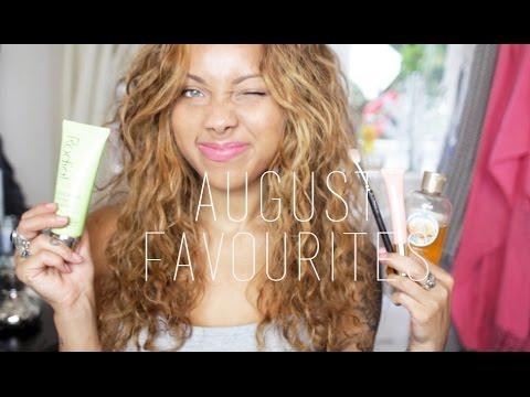 August Favourites 2014 | Beautycrush