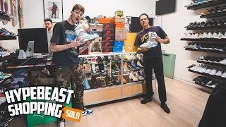 Doctor Spends $23,000 Dollars Hypebeast Shopping!