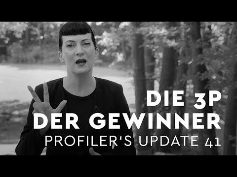 "Die 3 ""P"" der Gewinner - Profiler's Update 41"