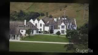 Kim Dotcom CARS - MANSION - SEIZED - KIM SCHMITZ - MEGAUPLOAD OWNER ARRESTED - PICTURES OF CARS