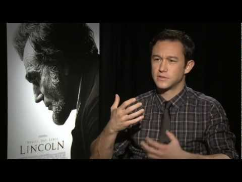 Lincoln - Interview with Joseph Gordon-Levitt