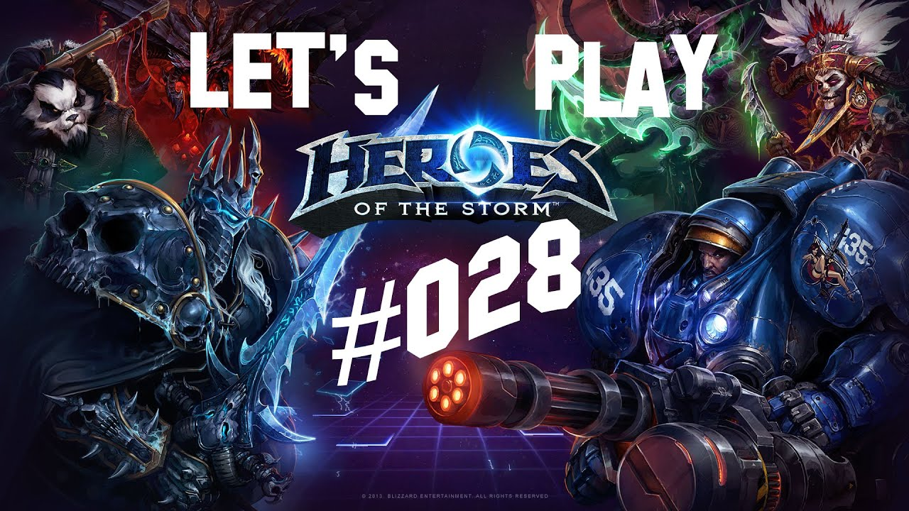 wow head how to play heroes of the storm