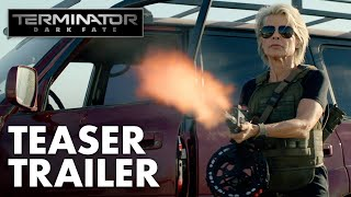 Download Song Terminator: Dark Fate - Official Teaser Trailer (2019) - Paramount Pictures Free StafaMp3