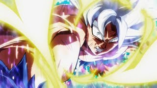 Goku Ultra Instinct (Mastered) Vs. Jiren?AMV?- Blood Hunter