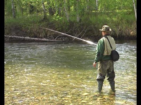 рыбалка на реке лена весной