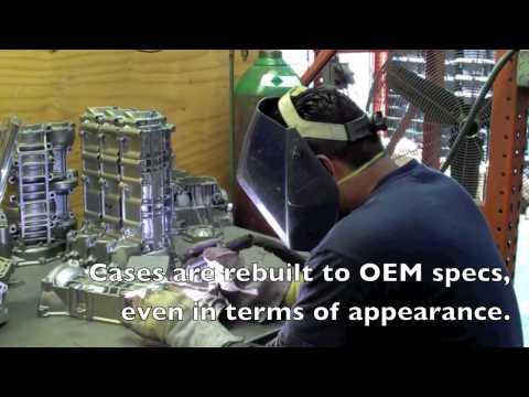 Inside PWC Engine Remanufacturer SBT