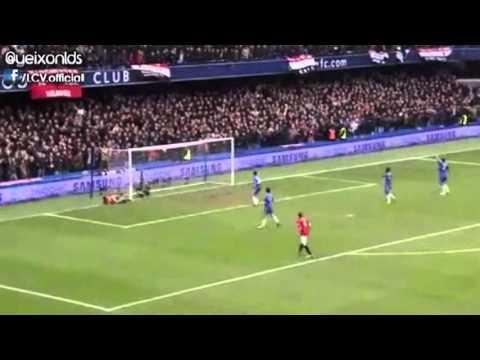 La Atajada del Año | Petr Cech vs Manchester United Semifinal FAcup 1/Abril/2013