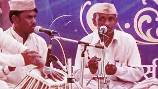 Bhajan Spardha Tiosa Marathi Bhajan  Dev Ubha Vitewari of Tukdoji Maharaj Mozari