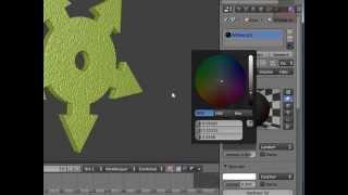 VscorpianC Blender 3D Tutorials
