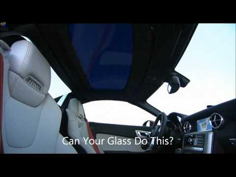 Mercedes Slk Magic Sky Control With Spd Smartglass Technology