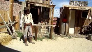 Virginia City Nevada Wild West Show, 8/19/15