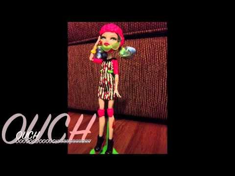 Roller Derby Monster High Dolls Monster High Roller Derby