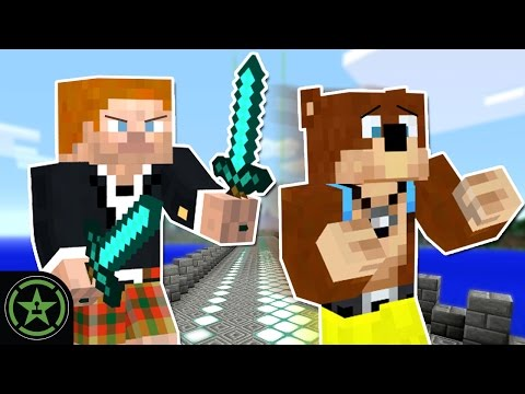 Let's Play Minecraft: Ep. 209 -  The Most Dangerous Game X