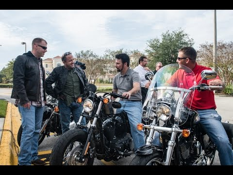 Operation Special Delivery: Harley-Davidson and Wounded Warrior Project Launch New Partnership