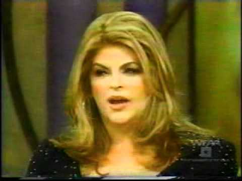 Kirstie Alley Interview part 1
