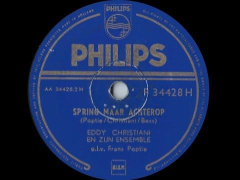 Spring maar Achterop! - Ensemble Eddy Christiani (1955)