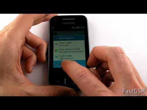 Unlock Samsung S5830 Galaxy Ace - HD quality!