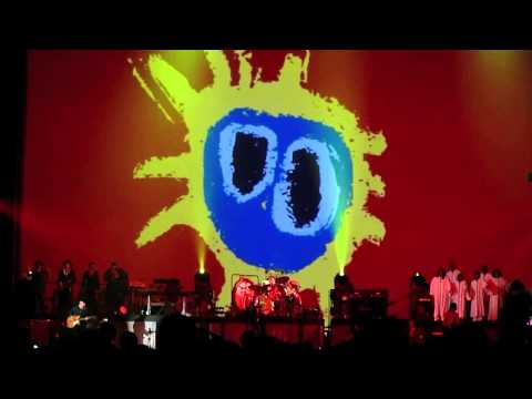 PRIMAL SCREAM, SCREAMADELICA, COME TOGETHER @ OLYMPIA LONDON, 27 NOVEMBER 2010 HD