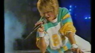 Gitte Haenning - I got the music in me (1984 live gesungen)