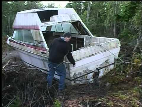 Fishing Boat Dumped Like Trash in Vancouver Island Forest Sparks Search for Her Captain