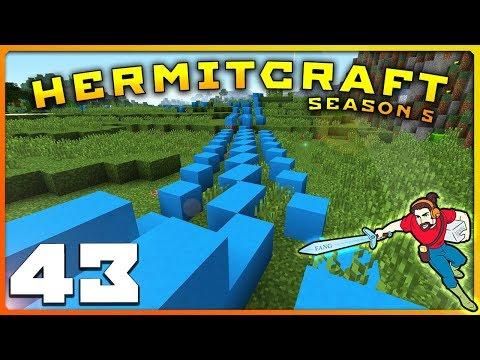 HermitCraft 5 | A KINGDOM IS BORN!! | Ep 43 || Minecraft Vanilla 1.12