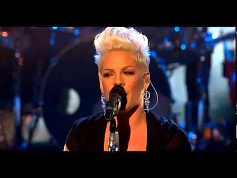 Pink - Try Live On The X Factor Uk video