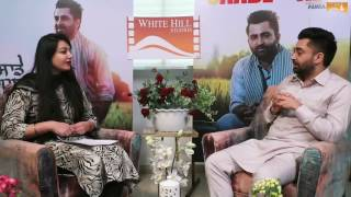 Sharry Mann | Saade Aala | Interview | White Hill Music