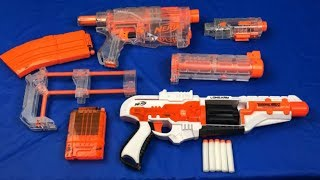 Toy Guns Box of Toys Nerf Blasters Toy Weapons for Kids