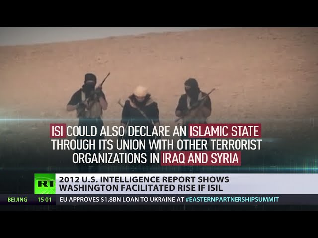 They knew! US intelligence predicted rise of ISIS, report shows