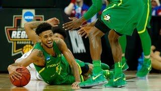 Extended Game Highlights: Oregon vs. Kansas
