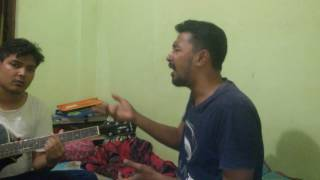 moner manush coke studio version coverd by bappy and asif