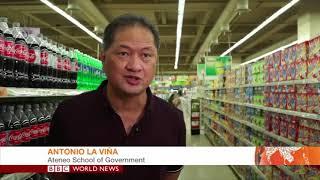 Economic prospects for Philippines 2018 - BBC News