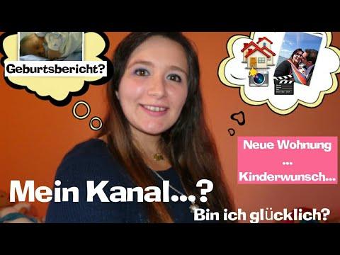 Meinen Youtube Kanal mehr strukturieren?| Geburtsbericht? |Umzug?| Kinderwunsch?| Kanal Update