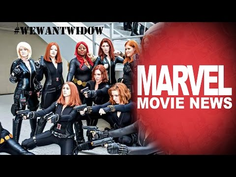 Jon Bernthal is The Punisher! & #WEWANTWIDOW - Marvel Movie News Episode #36 - June 11th, 2015