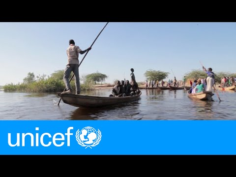 Finding refuge in Chad after attacks in northern Nigeria   UNICEF