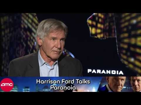 Harrison Ford Chats PARANOIA with AMC