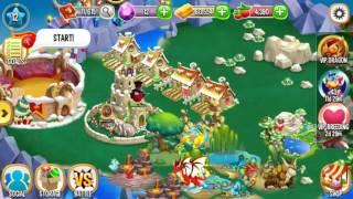 Lần đầu tiên chơi Dragon City
