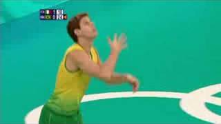 Italy vs Brazil - Men's Volleyball - Beijing 2008 Summer Olympic Games