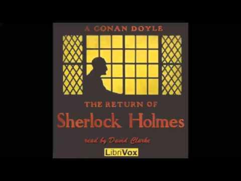 The Return of Sherlock Holmes (Version 3) (FULL Audiobook)