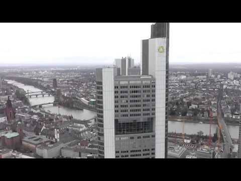 Highest Skyscraper in Germany - The Commerzbank-Tower