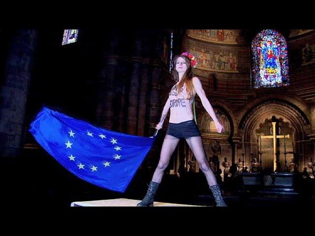 «فمن» به دیدار پاپ از پارلمان اروپا اعتراض کرد