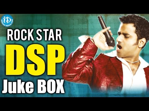 Devi Sri Prasad Hit Songs Jukebox || DSP Hit Songs Collections || Birthday Special