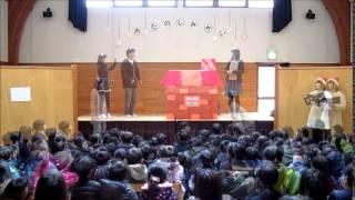 2014/12/17 松本短期大学幼児保育学科クリスマス会