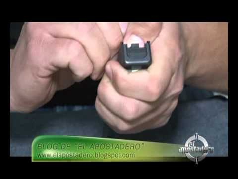 Desarme Glock 17. CESBA. Parte 1.