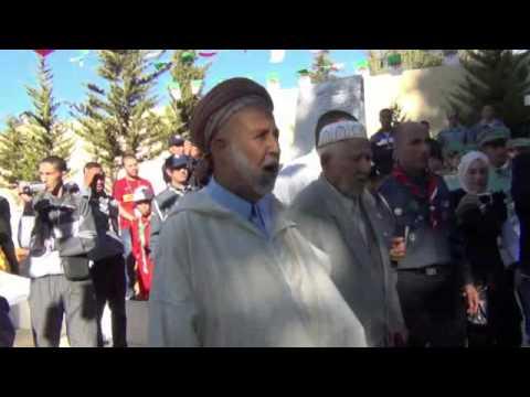 Célébration de la journée du premier Novembre à la ville de Sidi Ali Wilaya de Mostaganem